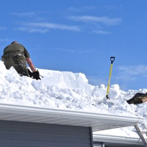 Spring Can Bring High Winds and Storms. A Roof Inspection Can Make Sure Your Roof Is Ready.