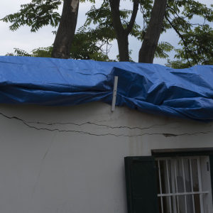 What is Ponding Water in Roofing